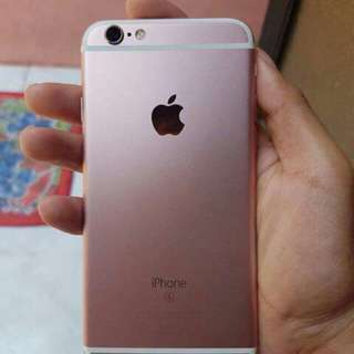 Rush iPhone 6s 16gb, 64gb Rosegold/Gold/Spacregrey/Silver Factory Unlock Openline
