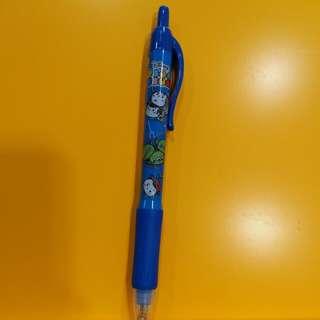 Disney TSUMTSUM 原子筆 0.38mm 1支 (藍色)
