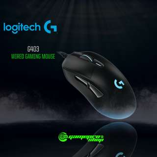 Logitech G403 (910-004826) Wired Gaming Mouse