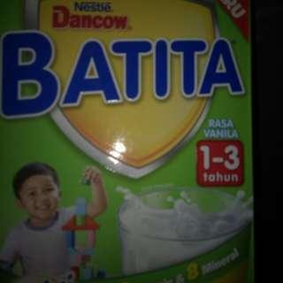 Susu dancow batita 1 - 3 vanila madu 800 gr