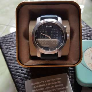 Jam tangan Fossil limited