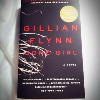 Book: Gillian Flynn - Gone Girl