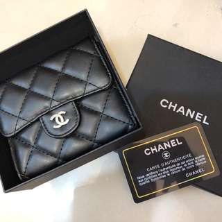 Chanel專櫃贈品銀包❤️