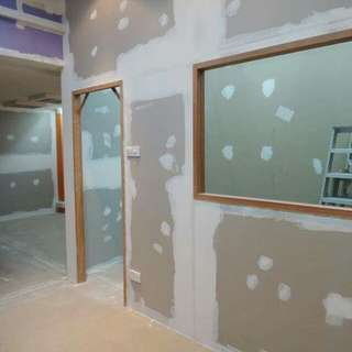 Renovation-wiring-painting-installation