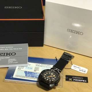 [SOLD]Seiko Black Series SRPC49K1 Limited Edition