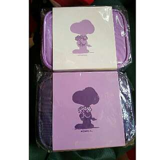 (INSTOCK) Innisfree x Snoopy Orchid Lucky Box