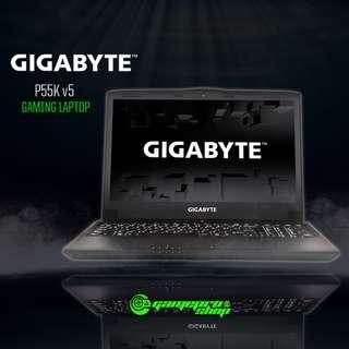 GIGABYTE P55K v5 (9WP55KV55-SG-A-003) (GTX 965M 2GB GDDR5)