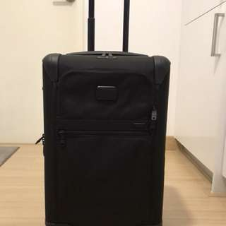 Tumi Alpha 2 Carry-On Luggage