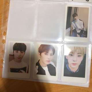 (Unofficial) WANNAONE Minhyun fanmade pc set