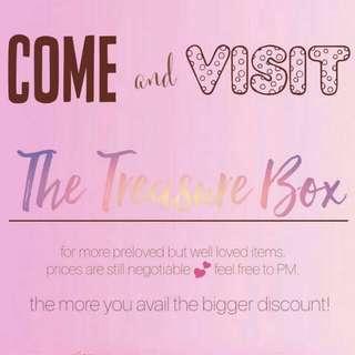 Visit @thetreasurebox_