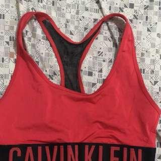 Calvin Klein Crop Bra