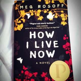 Book: Meg Rosoff - How I Live Now