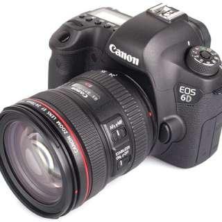Canon 6D + 24-70mm 2.8 mark i