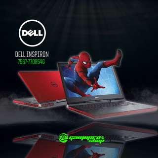 DELL INSPIRON 7567 (GTX 1050Ti 4GB GDDR5)