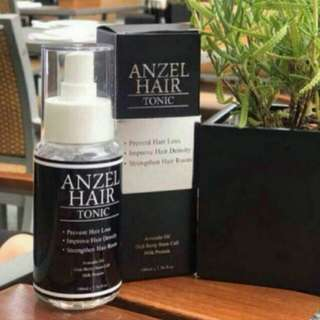 Anzel Hair Tonic By Anzalna