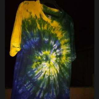 Personalized Tie-dyed shirts