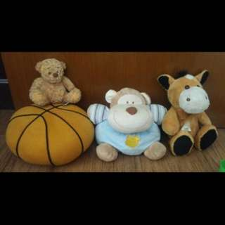 Stuff toy Bundle