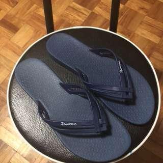 Ipanema Hashtag Slippers - Blue