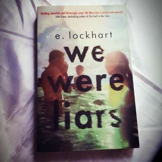 Book: E.Lockhart - We Were Liars