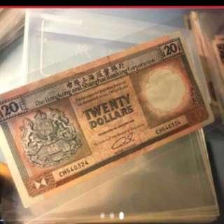 最後三盒 $50三盒包郵限郵 100個錢幣收納套連收納盒