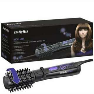 PRICE DROPPED Babyliss Big Hair 50mm HARDLY USED