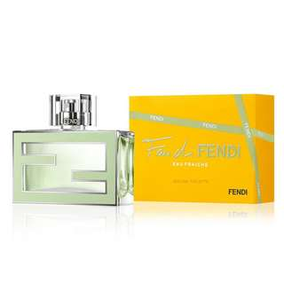 FENDI FAN DI FENDI EAU FRAICHE EDT FOR WOMEN (75ml) Fandi