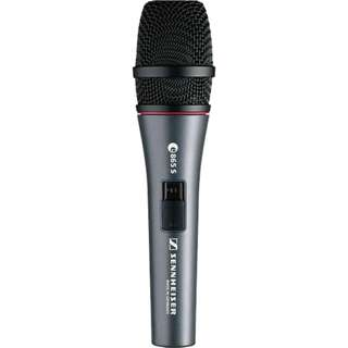 Sennheiser e865s Stage Condenser Vocal Microphone. Limited period only. Pre Order now. Price will be back to normal $439 on 1st March 2018
