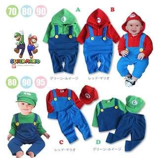 Mario造型服