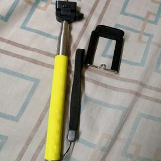 Monopod for Smartphones