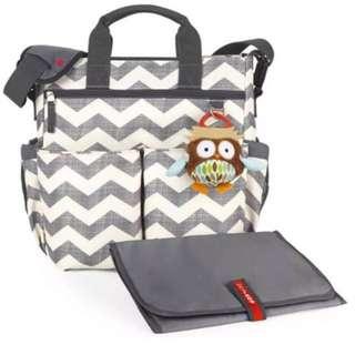 New Skip Hop Diaper Bag