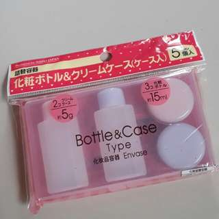 Bottle & case type