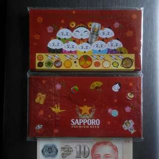 Red Packets 5pcs