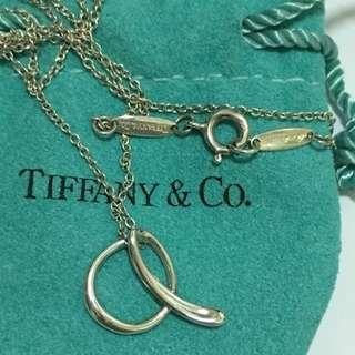 Tiffany&co真品項鏈
