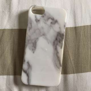 PRELOVED Marble Iphone Case 5/5s JUAL MURAH