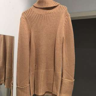 Finders Keepers wooden jumper XS