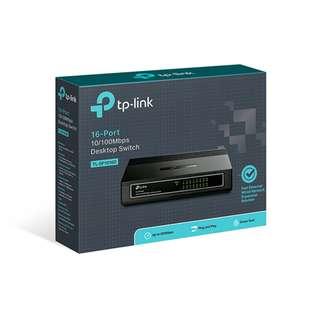 TP-Link 16 port - SF1016D / 1016DSTL