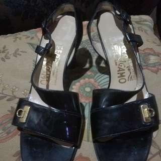 Authentic Ferragamo sandals