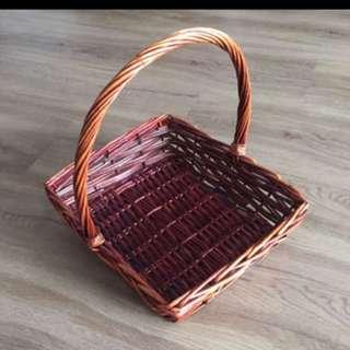 Brand new Rattan Cane Basket