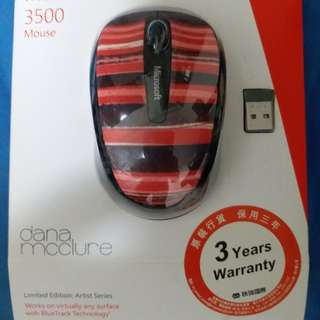 Microsoft Wireless Mouse Special Edition