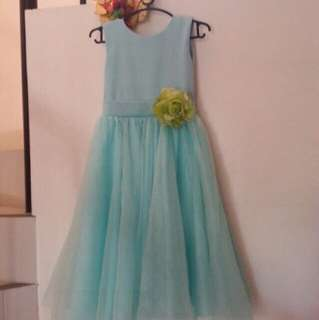 quality gown for kids