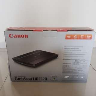 For Sale Canon Scanner