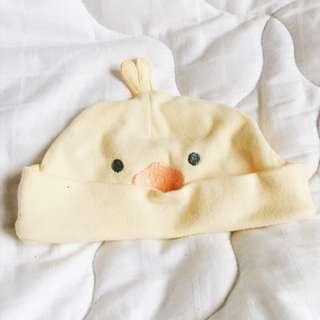 Duck bonnet