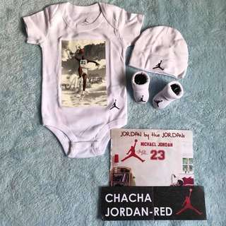 Jordan Infant Set