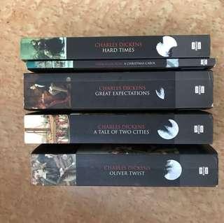 Charles Dickens book series