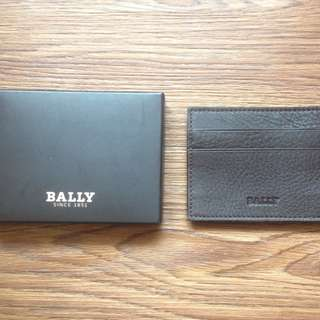 bally card holder