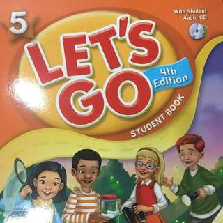 Let's Go 5 Student Book with Audio CD