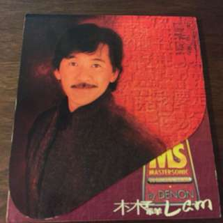 Audiophile 林子祥 Lam cd denon-nippon Columbia made in Japan