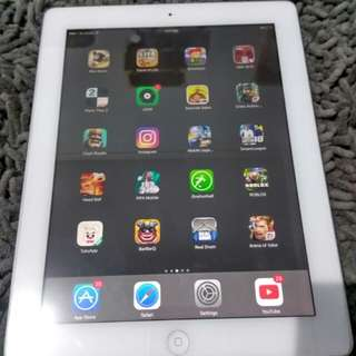 Ipad 4 32 Gb wifi + Cellular Mulusss