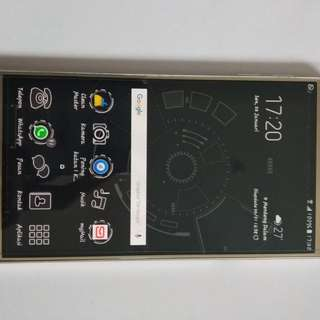 Samsung Galaxy Note 5 Duos Gold