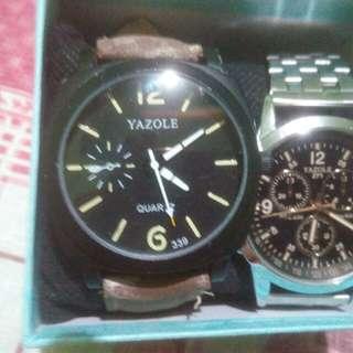 Preloved watch for men